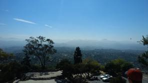 The view from Mt. Helix
